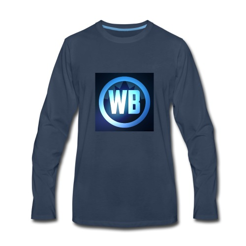 WOLF SQUAD - Men's Premium Long Sleeve T-Shirt