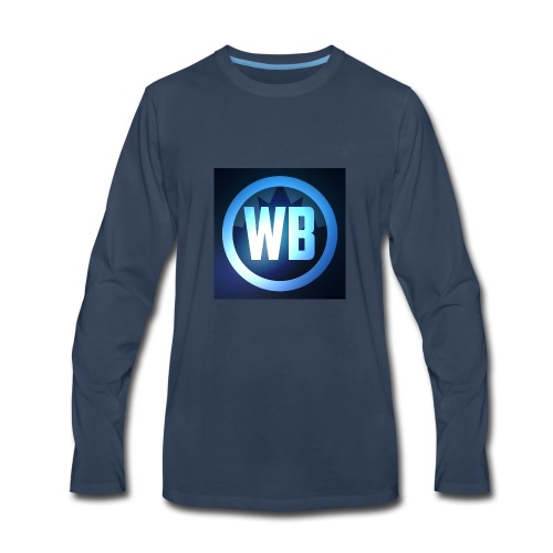 WOLF SQUAD - Men's Premium Long Sleeve T-Shirt