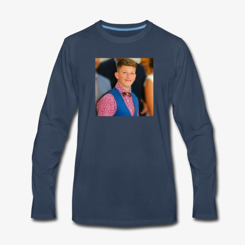 Tonykyz YT Merch - Men's Premium Long Sleeve T-Shirt