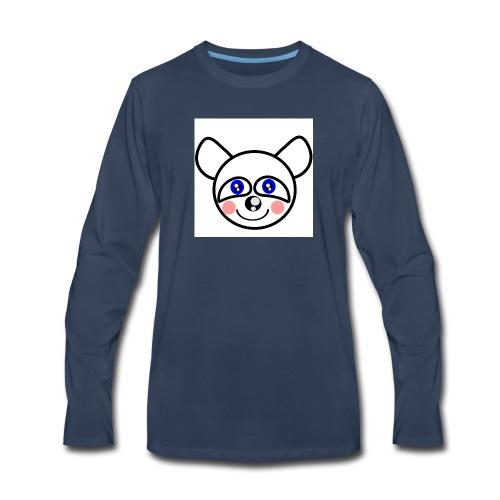 Panda Baby. - Men's Premium Long Sleeve T-Shirt