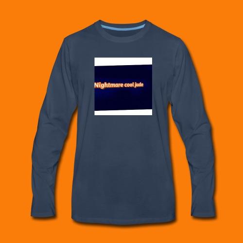 ncj - Men's Premium Long Sleeve T-Shirt