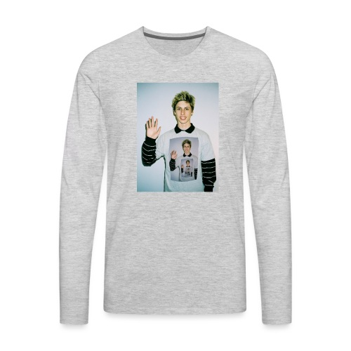 lucas vercetti - Men's Premium Long Sleeve T-Shirt