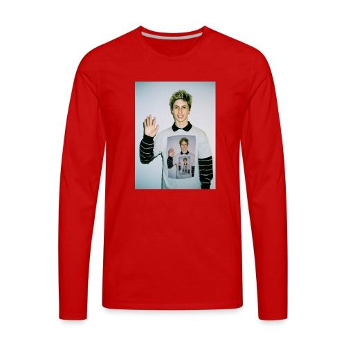lucas vercetti - Men's Premium Long Sleeve T-Shirt