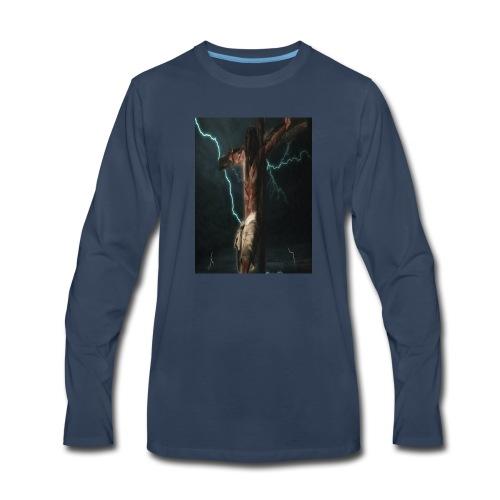 JESUS1 - Men's Premium Long Sleeve T-Shirt