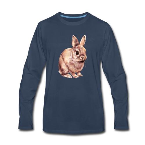 Rabbit - Men's Premium Long Sleeve T-Shirt