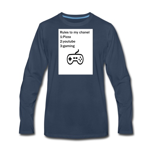 jxgamer merch - Men's Premium Long Sleeve T-Shirt