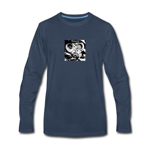Clapkingenetics - Men's Premium Long Sleeve T-Shirt