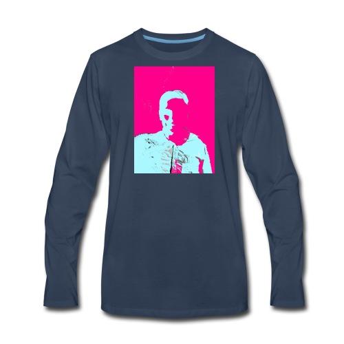 FlyinSubmarine - Men's Premium Long Sleeve T-Shirt