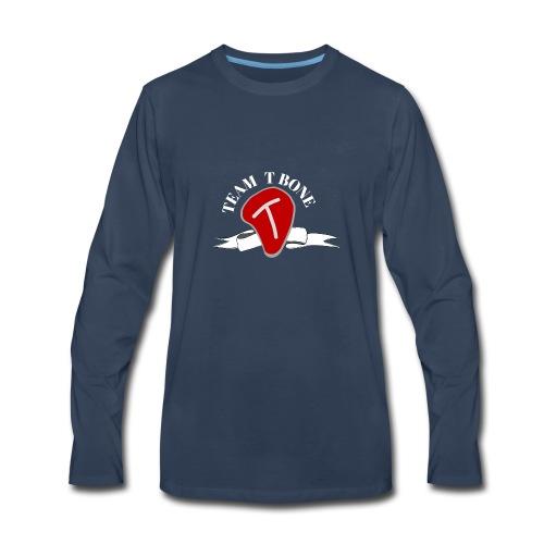 Tbone 3 - Men's Premium Long Sleeve T-Shirt