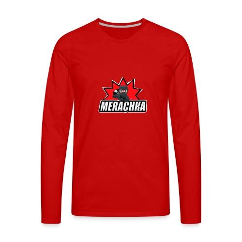 MERACHKA - Men's Premium Long Sleeve T-Shirt