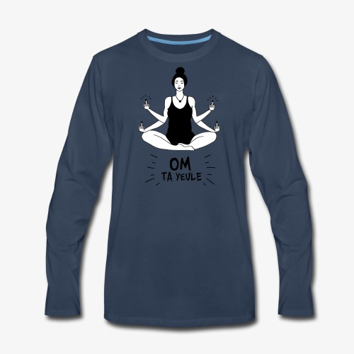 OMM - Men's Premium Long Sleeve T-Shirt