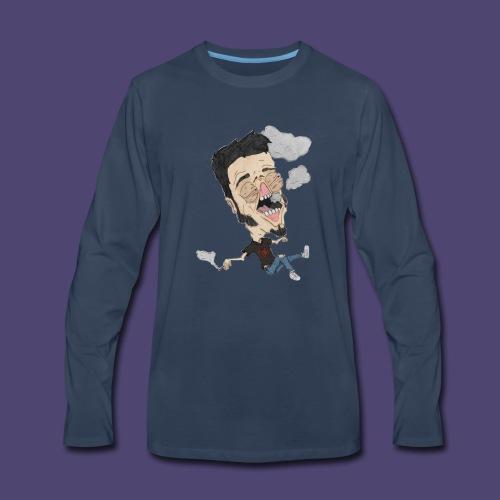 Floatin - Men's Premium Long Sleeve T-Shirt