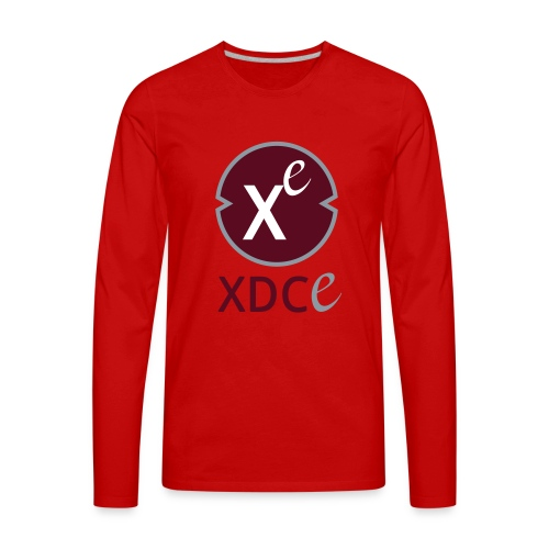 xdce - Men's Premium Long Sleeve T-Shirt
