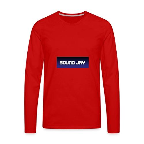 soundjay - Men's Premium Long Sleeve T-Shirt