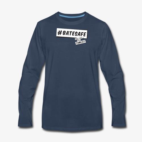 ATTF BATESAFE - Men's Premium Long Sleeve T-Shirt