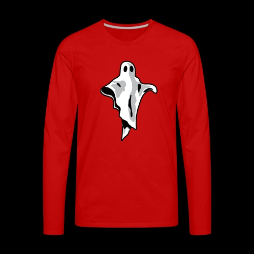 ghostware ghost - Men's Premium Long Sleeve T-Shirt