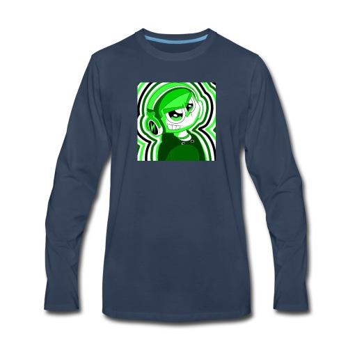 FAZE six - Men's Premium Long Sleeve T-Shirt