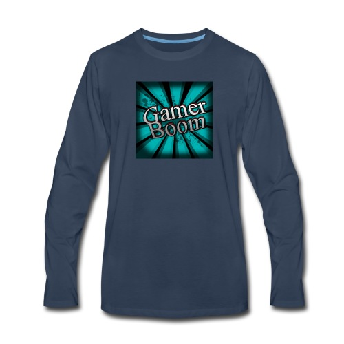 Lo Mejor de GamerBoom - Men's Premium Long Sleeve T-Shirt