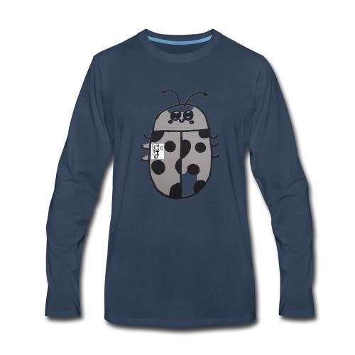 Lady Bug Cometh - Men's Premium Long Sleeve T-Shirt