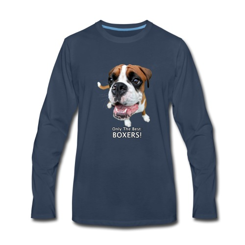 Only the best - boxers - Men's Premium Long Sleeve T-Shirt