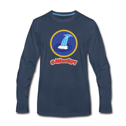 Jungle Cruise Explorer Badge - Men's Premium Long Sleeve T-Shirt