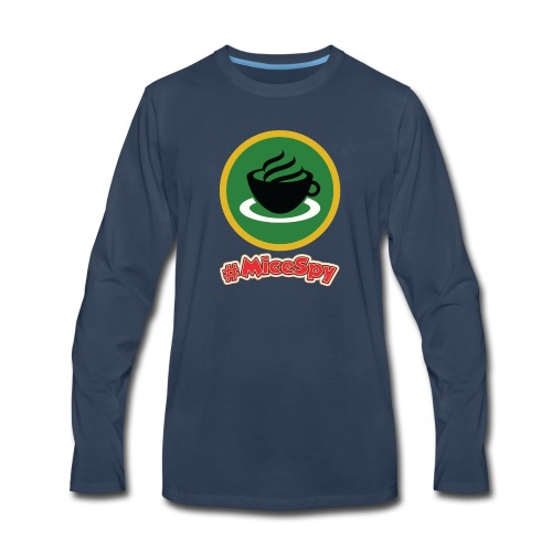Market House Explorer Badge - Men's Premium Long Sleeve T-Shirt