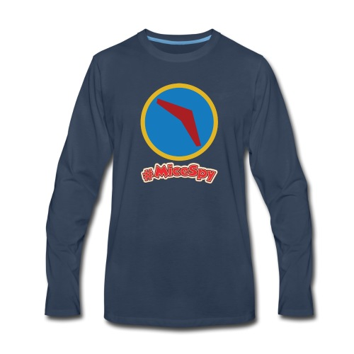 Soarin Explorer Badge - Men's Premium Long Sleeve T-Shirt