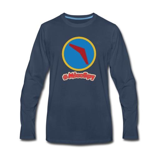 Soarin Explorer Badge - Men's Premium Long Sleeve T-Shirt