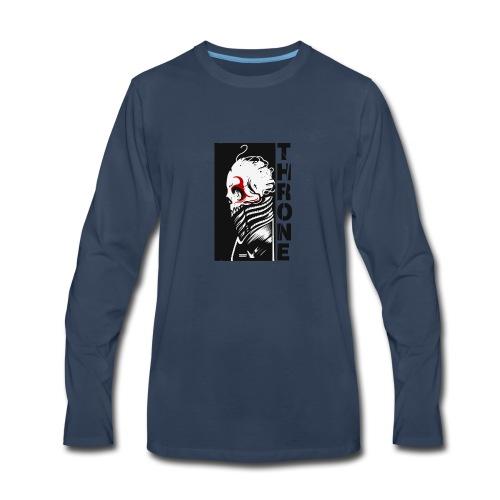 d11 - Men's Premium Long Sleeve T-Shirt