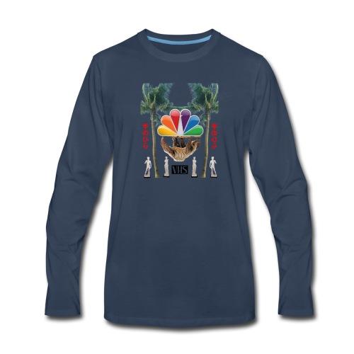 空のデータ - Men's Premium Long Sleeve T-Shirt