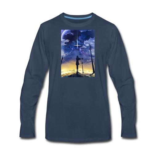 Star Power - Men's Premium Long Sleeve T-Shirt
