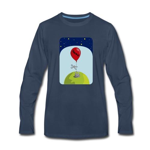 dreams balloon and society 2018 - Men's Premium Long Sleeve T-Shirt