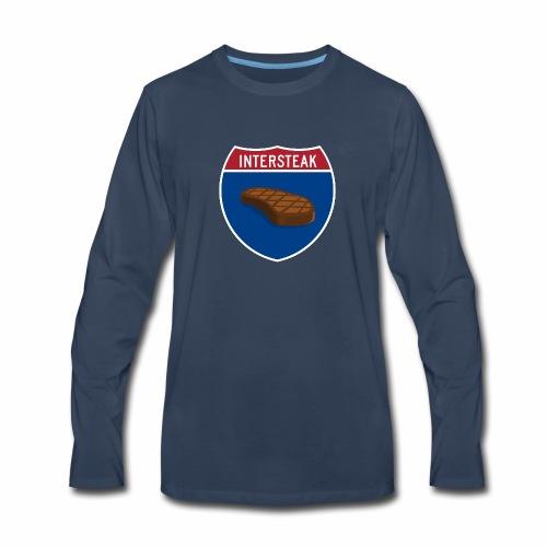 Intersteak - Men's Premium Long Sleeve T-Shirt