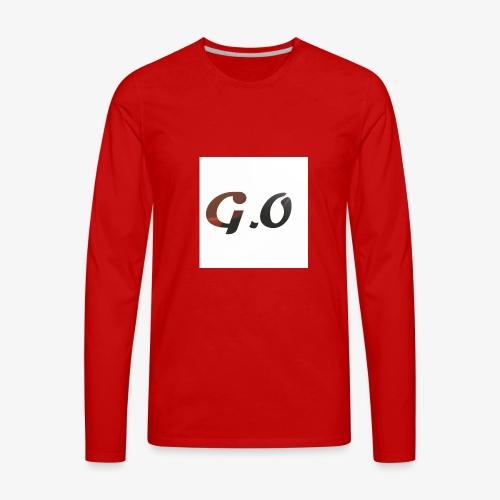 G.Original - Men's Premium Long Sleeve T-Shirt
