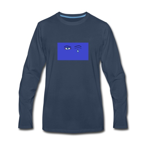 9118C6BA A46A 4019 8EE0 7FF2937F7F9B - Men's Premium Long Sleeve T-Shirt