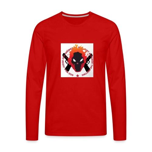 judgement - Men's Premium Long Sleeve T-Shirt