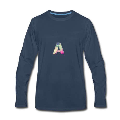 Amethyst Merch - Men's Premium Long Sleeve T-Shirt