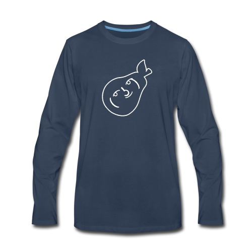 elmPear - Men's Premium Long Sleeve T-Shirt