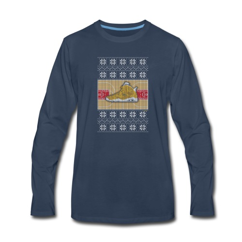 Retro6Sweater - Men's Premium Long Sleeve T-Shirt