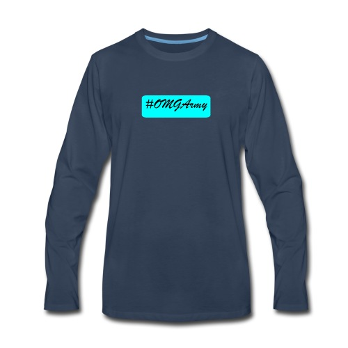 OMGArmy - Men's Premium Long Sleeve T-Shirt
