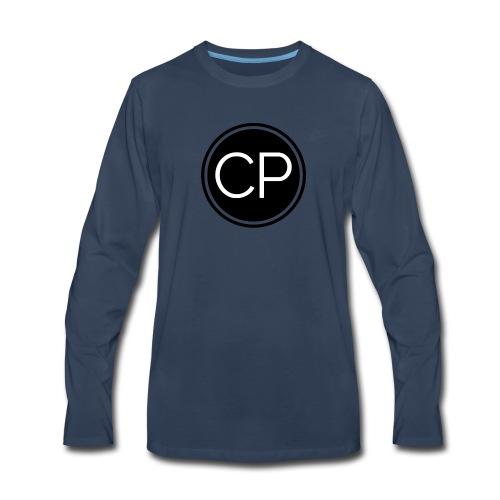 Coastal Photography - Men's Premium Long Sleeve T-Shirt