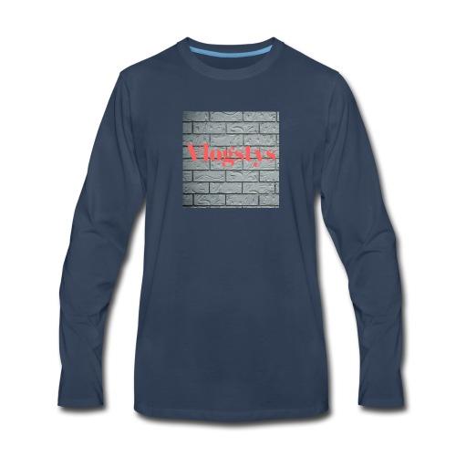 Volgstys - Men's Premium Long Sleeve T-Shirt