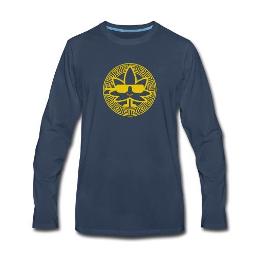 PiffGvng Smokers Tees - Men's Premium Long Sleeve T-Shirt