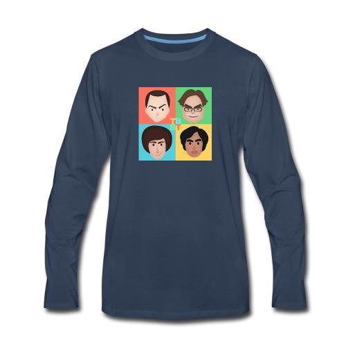 TBBT - Men's Premium Long Sleeve T-Shirt
