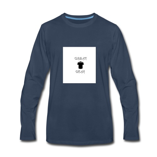 1514856964712 - Men's Premium Long Sleeve T-Shirt