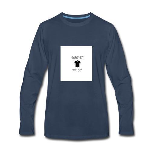 1514856964712 - Men's Premium Long Sleeve T-Shirt