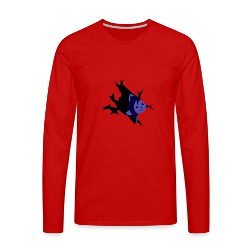 Feeling of Being Watched Collection - Men's Premium Long Sleeve T-Shirt