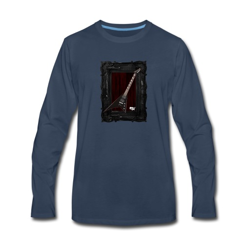 Tshirt_Jackson_Framed_V2 - Men's Premium Long Sleeve T-Shirt