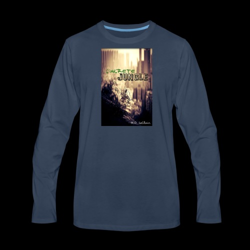 Concrete Jungle - Men's Premium Long Sleeve T-Shirt