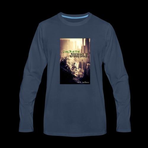 Concrete Jungle - Men's Premium Long Sleeve T-Shirt